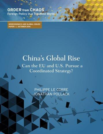 China's Global Rise