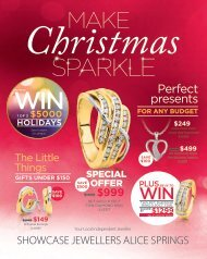 Centre Jewellers - Christmas Catalogue