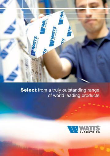 Watts Catalogue