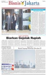 Bisnis Jakarta 18 November 2016