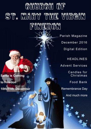St. Mary's December 2016 Magazine