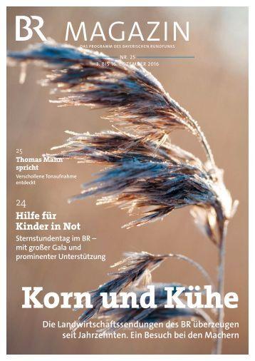 BR-Magazin 25/2016