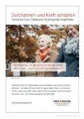 Im ewigen Fluss – Alzheimer-Bulletin 2/2016 - Page 2
