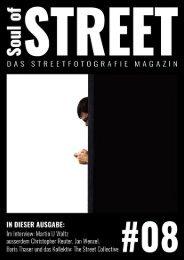 Soul of Street - Das Streetfotografie Magazin # 08