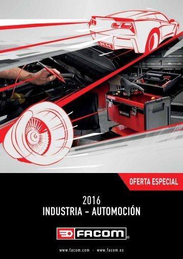 2016 INDUSTRIA - AUTOMOCIÓN