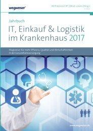 Jahrbuch IT, Einkauf & Logistik im Krankenhaus 2017