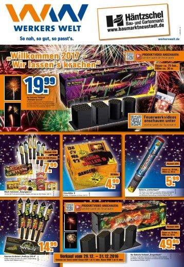Häntzschel Feuerwerk
