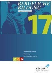 wisoak  Bremerhaven Programm Berufliche Bildung 2017