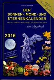 Andrea Janko / Metatron Mondkalender : Der Sonnen-, Mond- und Sternenkalender - Gesamter Monat Dezember 2016