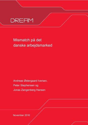 Mismatch på det danske arbejdsmarked