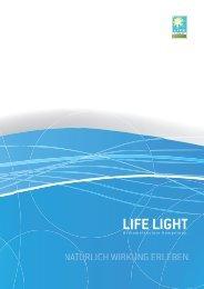 LIFE LIGHT - Orthomolekulare Kompetenz