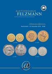 Auktionshaus Felzmann - Auktion-1012 - Numismatik