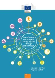 Transforming the European Energy System through INNOVATION
