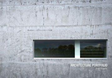Architecture Portfolio - José Ribeiro
