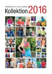 Textilien Katalog 2017