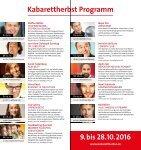Kabarettherbst 2016 - Page 2