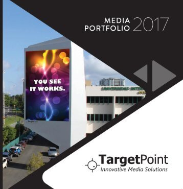 Target Point Catalog 2017