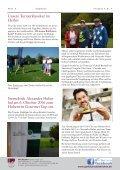 aufgeteet! online Clubmagazin Golfclub Pleiskirchen e.V. - Page 6