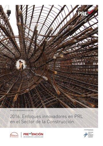 2016 Enfoques innovadores en PRL en el Sector de la Construcción