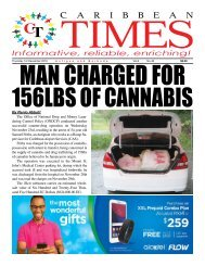 Caribbean Times 48th Issue - Thursday 1st December 2016