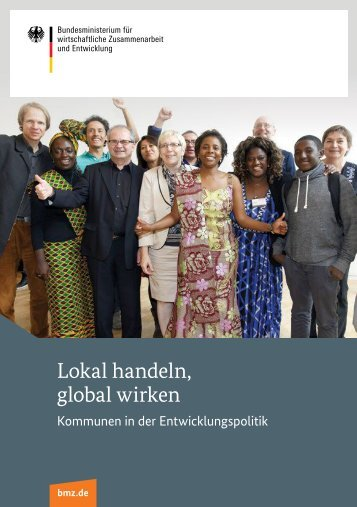 BMZ, L6 - Kommunalpartnerschaften - Lokal_handeln_global_wirken