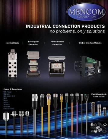 Mencom Products Catalog