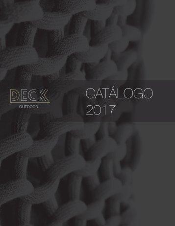 CATÁLOGO deck 2017