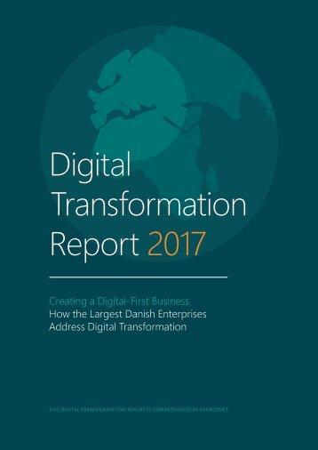 Digital Transformation Report 2017
