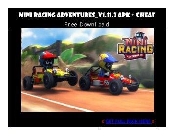 Mini Racing Adventures_v1.11.3 APK + CHEAT FREE DOWNLOAD
