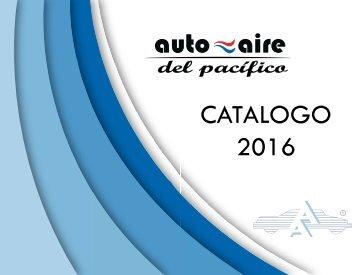 CATALOGO PANAL CALEFACTOR 2016