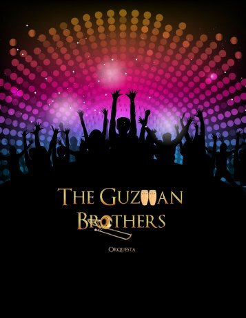 Portafolio de Servicios The Guzmán Brothers
