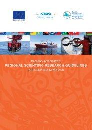REGIONAL SCIENTIFIC RESEARCH GUIDELINES