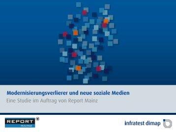Eine Studie im Auftrag von Report Mainz