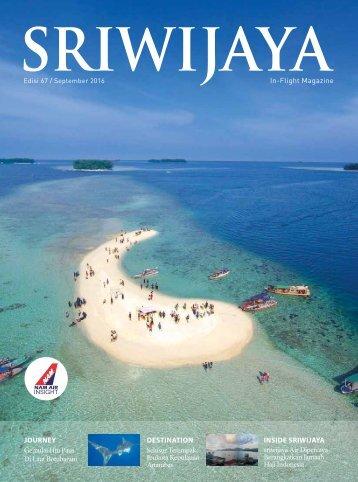 Sriwijaya Air - September'16