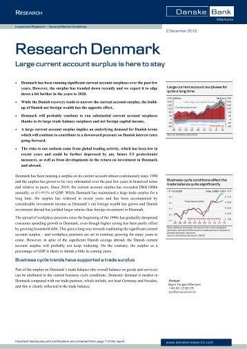 Research Denmark
