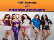 Independent Chennai Escorts Fun with Naughty Girls