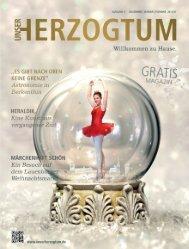Unser Herzogtum - Willkommen zu Hause | Ausgabe 5