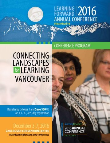 learning-forward-2016-annual-conference-program