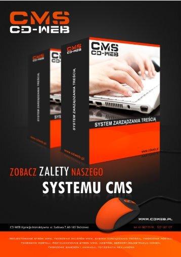 CMS CD-WEB