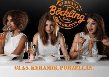 Böckling Werbekatalog 2018