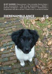 Dierenambulance Nederrijn Magazine - 19