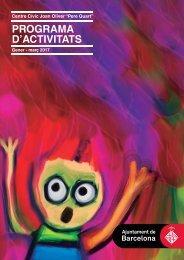 D'ACTIVITATS