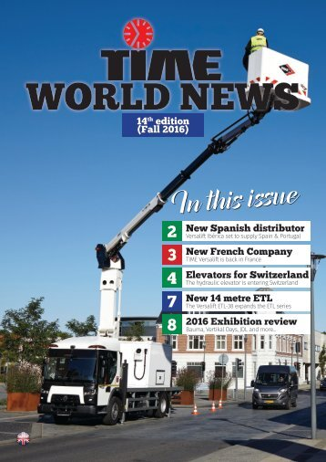 TIME World News (14th edition)