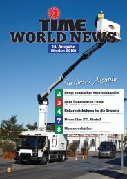 Time World News (Ausgabe 14)