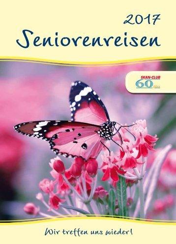 Seniorenreisen Sommer 2017