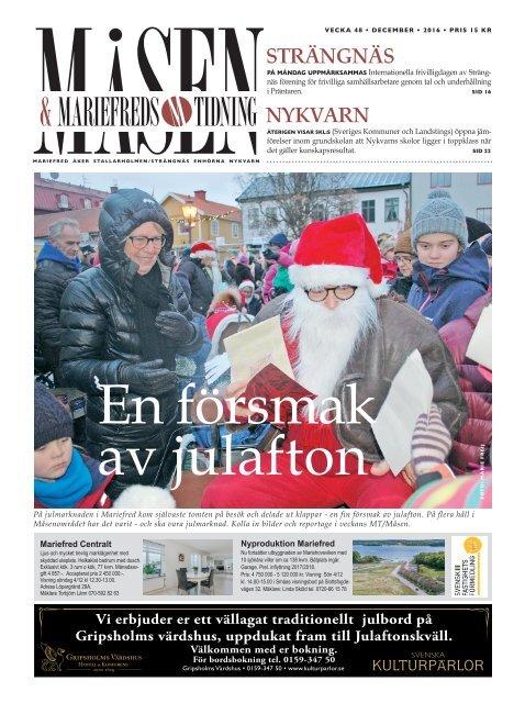 Mariedal Sdermanlands Ln, Strngns - satisfaction-survey.net