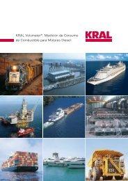 KRAL Volumeter®. Medición de Consumo de Combustible para ...