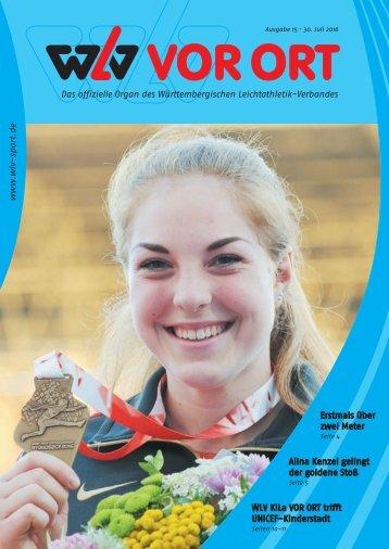 WLV vor Ort, Ausgabe 15-2016