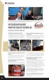 Kundenbericht 2-15 Martin Schleiftechnik AG