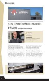 Kundenbericht 2-16 Wütech